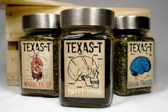Delicious Jar and Bottle Labels to Spice Up Your Cupboard