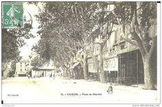 VAISON LA ROMAINE photographie et carte postal