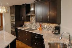 Polished Contemporary Kitchen
