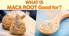 Grown in the Peruvian mountains, maca root is an ancient superfood traditionally used as an aphrodisiac and to increase fertility. http://articles.mercola.com/sites/articles/archive/2017/03/13/maca-health-benefits.aspx?utm_source=dnl&utm_medium=email&utm_content=art2&utm_campaign=20170313Z1_UCM&et_cid=DM136370&et_rid=1924192929