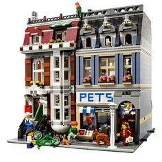 LEGO Creator Pet Shop (10218) | ToysRUs