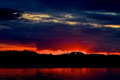 Photo by Petri Karvonen | Final Moments of Sunset | Flickr - Photo Sharing!