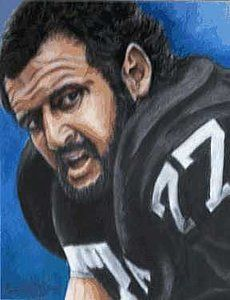 Oakland Raiders Painting - Lyle Alzado by Kenneth Kelsoe Oakland Raiders Wallpapers, Oakland Raiders Images, Oakland Raiders Football, Raiders Stuff, Raiders Girl, Raiders Players, Raider Nation, Sports Art, Football Season