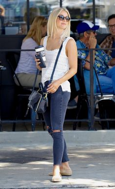 Julianne Hough - out in Studio City - 09/02/16