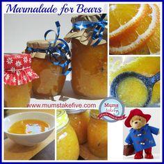 Paddington Bear Marmalade