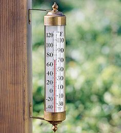 1000 Images About Outdoor Thermometer On Pinterest