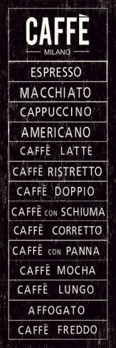 I read these out loud and I soooo thought I was speaking perfect italian! I'm a genius!