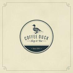 Coffee Duck Logo : -http://www.behance.net/gallery/Coffee-Duck/3260105