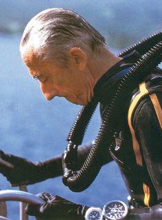 People: Oceanographer, Jacques Cousteau