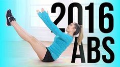 blogilates ab workout - YouTube