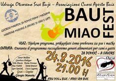 Umag - Umago: Bau Miao Fest u Bujama