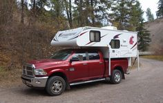 Review of the 2016 Adventurer 80RB Truck Camper