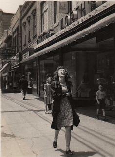 U.S. Everyday life, 1940s