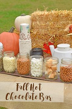 Otoño Baby Shower, Fall Harvest Party, Fall Bonfire Party, Harvest Party Games, Bonfire Parties, Parties Kids, Fall Birthday Parties, Harvest Birthday Party, Birthday Ideas