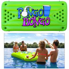For at the Lake - Pongo Bongo Water Toy and Float