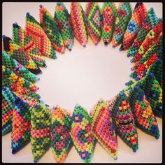 Caldera bangle made by Ingrid Wangsvik, design Jean Power