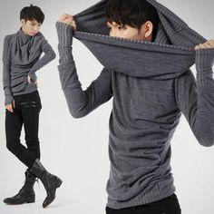 cape knit top