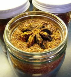 From the pantry: Herbs and Spice and everything Nice Wall Flower Studio offers hand made, small batch BBQ rubs, Herbal, Chai and Green Tea, Brines, cocktail sugar rims, herbal vinegar, culinary lav…