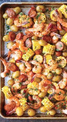 There are days when we get home and just want to have dinner on the table in the least possible hands-on time and with minimal clean up. Here's your answer: sheet pan recipes to the rescue!With a sheet pan and the oven, you can literally create scrumptious, amazing dinners with very little effort. Just prep [...]