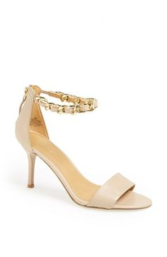 Nine West 'Goshdarn' Sandal available at #Nordstrom shoe for wedding? @Natalie Mitchell