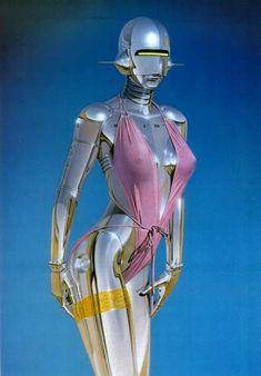 A Necessary Dose of Hajime Sorayama: Juxtapoz-Hajime016.jpg