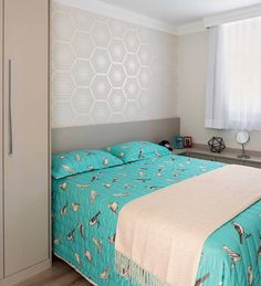 8 quartos de casal com boas sacadas de marcenaria | Minha Casa