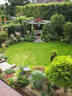 1253 backyard landscape design