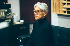In Conversation With The All-Knowing Ryuichi Sakamoto