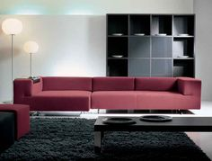 Increase the worth of your room by simply adding fruitful shades of furniture