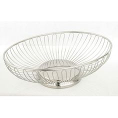 Picture of Wire Oval Basket Diameter - 200mm/ Height - 145mm