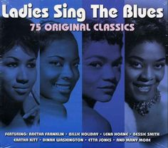 Various - Ladies Sing The Blues (CD) at Discogs