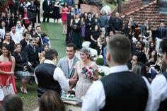 Cerimônia! Wedding Casamento Brazilian Country Wedding