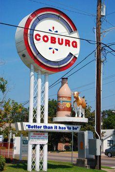 Molkerei Coburg in Charleston/USA