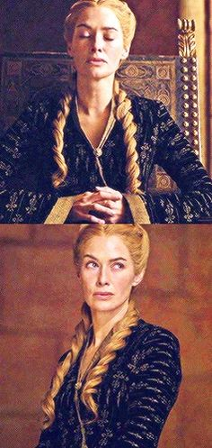 Game of Thrones  -- Cersei Lannister