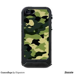 Camouflage Waterproof Case For iPhone SE/5/5s 5s Cases, Phone Cases, Shell Frame, Iphone Se, Camouflage, Military Camouflage, Camo, Military Style, Phone Case