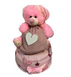 Ένα αρκουδάκι με δωράκι Teddy Bear, Toys, Cake, Pink, Gifts, Activity Toys, Presents, Clearance Toys, Kuchen