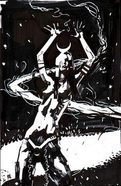 Enchantress by Arturo Lauria