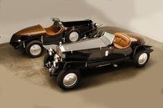 1937 Rolls Royce Boattail Speedster