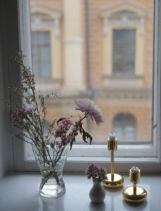 flowers-candles