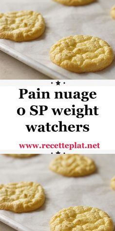 Pain nuage 0 SP weight watchers - Best Pins world Diabetic Desserts, Diabetic Recipes, Healthy Recipes, Alcoholic Desserts, Weigth Watchers, Cure Diabetes Naturally, Baby Shower Desserts, Diabetes Remedies, Low Carb Diets