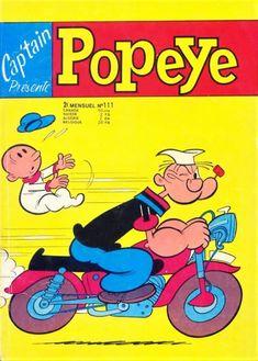 Popeye Le Marin, Popeye The Sailor Man, Super Anime, Pokemon, Fanart, Man Wallpaper, Comic Books, Comics, Cover