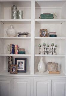 Bookshelf Arrangement Ideas