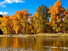 Fly fishing, Missoula Montana. Land In Montana, Oh The Places You'll Go, Places To Travel, Big Sky Country, Find Picture, Life Photo, Fly Fishing, Travel Inspiration, Beautiful Places