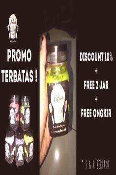 #browniesinajar #terbatas #diskon #ongkir #promo #hallo #free #jar #10 #pa #2 DISKON 10 % + FREE 2 JAR + FREE ONGKIR ! PROMO TERBATAS! Hallo PaYou can find Brownies in a jar and more on our website.DISKON 10 % + FREE 2 JAR + FREE ... Brownies In A Jar, Container, Canning, Free, Website, Home Canning, Conservation