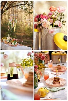 the prettiest brunch