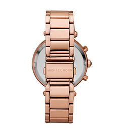 Parker Rose Gold-Tone Watch by Michael Kors