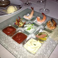 Prawn cocktail, Beverly's Restaurant