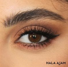 Natural Arab Beauty #HalaAjam No Photoshop, Makeup Tips, Makeup Looks, Lens, Make Up, Natural, Beauty, Beautiful, Maquillaje
