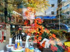 Munich. Autumn.