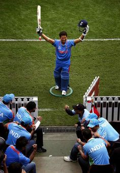 Sachin Tendulkar's wax statue unveiled at Sydney Ground